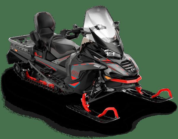 Lynx Commander GT 900 ACE (650W) ES 2021