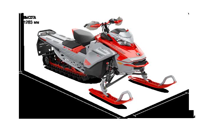 Ski-Doo BACKCOUNTRY XRS 154 850 E-TEC ES 2021