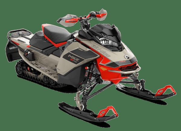 Ski-Doo MXZ Racing 600 RS E-TEC 2021
