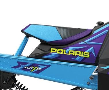 Обзор горного снегохода Polaris RMK Khaos