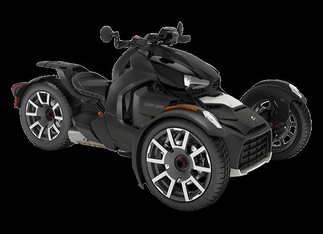 Трициклы Can-Am Ryker: что нового в 2020 модельном году