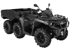 Can-Am OUTLANDER 6×6 XU+ 1000 2021