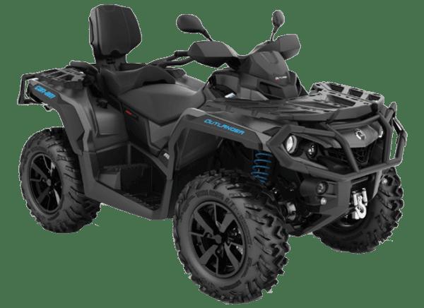 Can-Am OUTLANDER MAX XT 650 ABS 2021