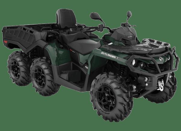 Can-Am OUTLANDER MAX 6×6 XU+ 650 2021
