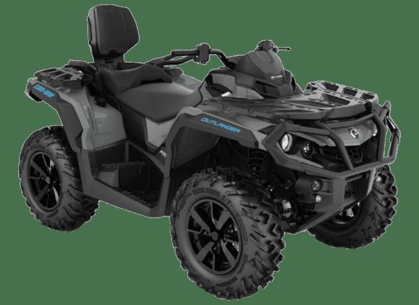 Can-Am OUTLANDER MAX DPS 1000R+ 2021