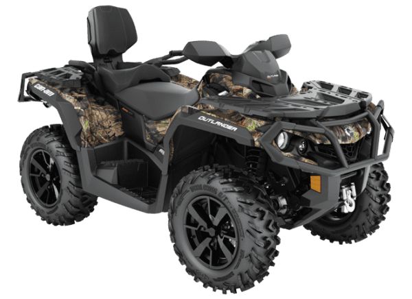 Can-Am Outlander MAX XT 650 Camo 2021