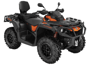 Can-Am OUTLANDER MAX XT-P 1000 ABS 2021