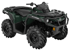 Can-Am OUTLANDER XU 650 2021