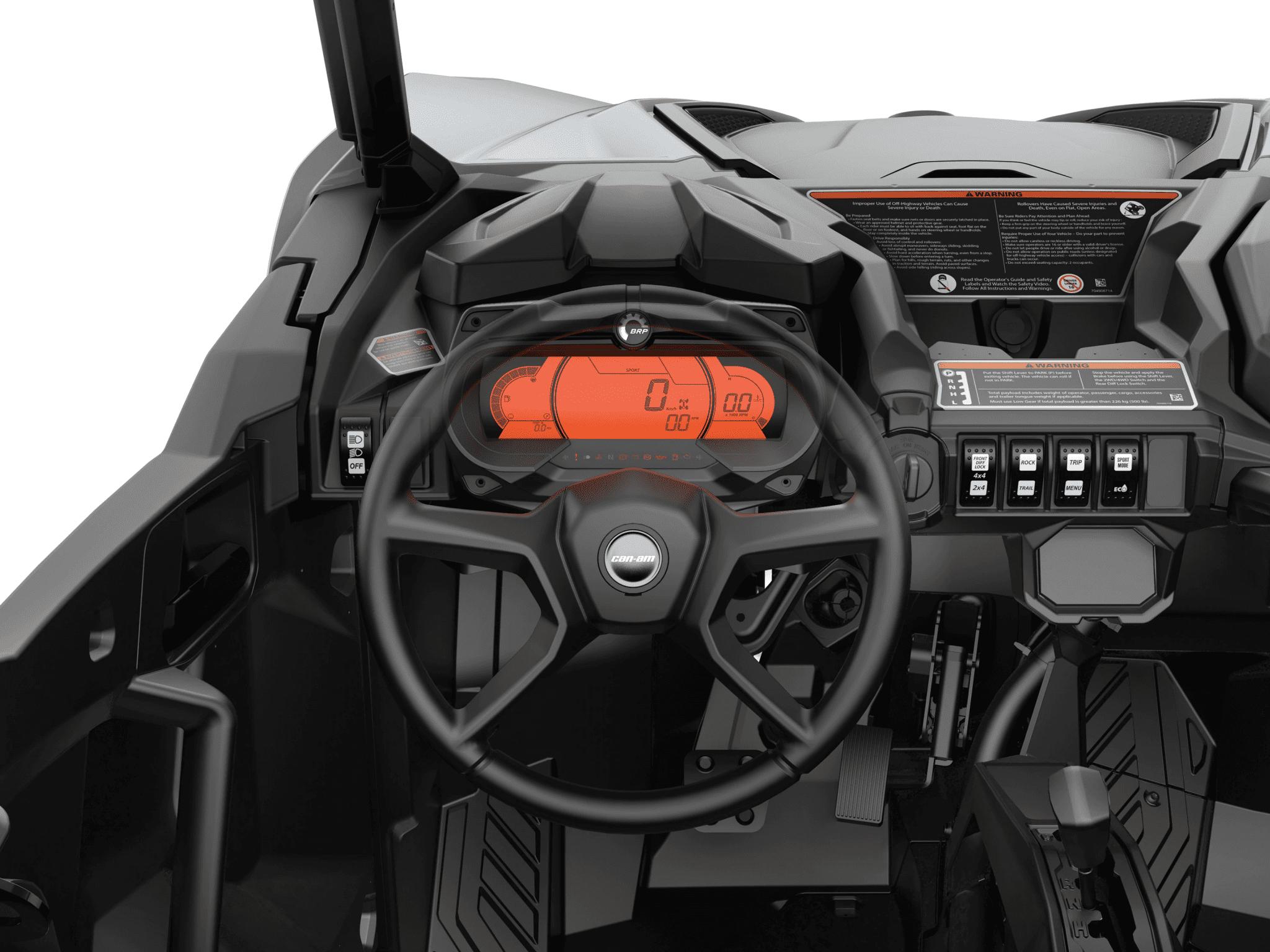 Can-Am MAVERICK SPORT DPS 1000R ABS 2021