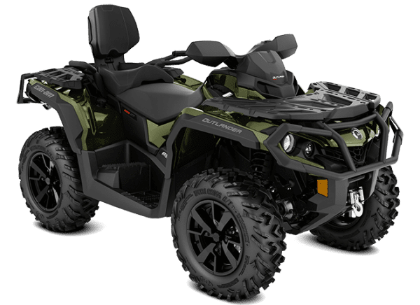 Can-Am OUTLANDER MAX XT 650 2021