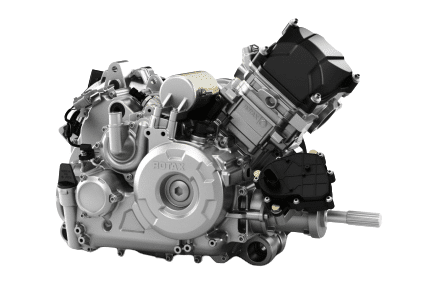 Can-Am TRAXTER MAX DPS HD8 2021