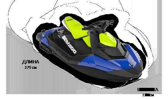 Sea-Doo SPARK 2UP 900 HO IBR 2021