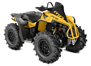 Can-Am RENEGADE X MR 1000R VISCO-4LOK
