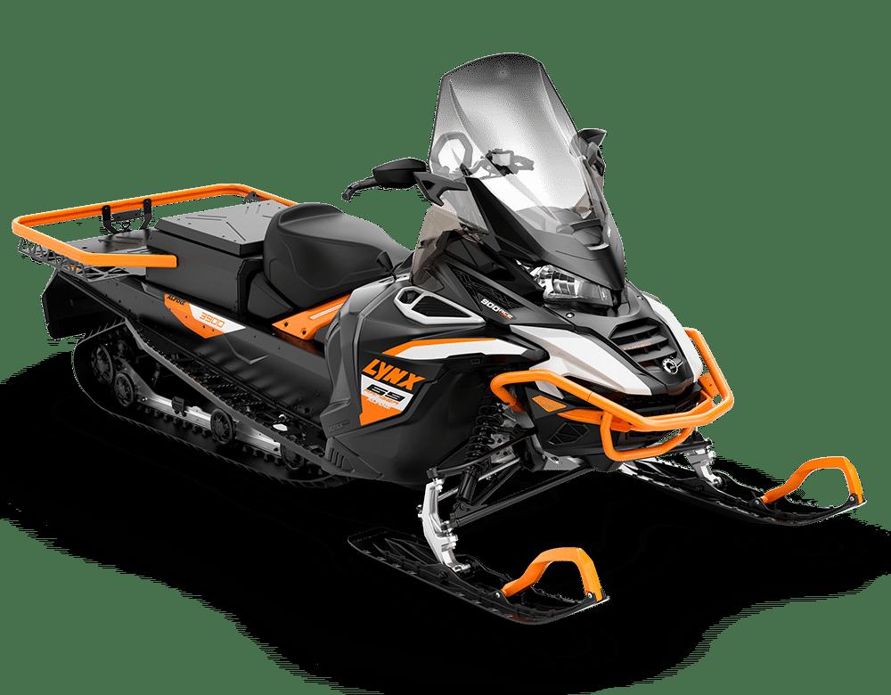 Обзор новых снегоходов Lynx 2021