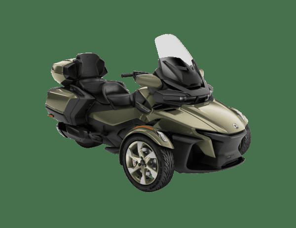 Can-Am SPYDER RT LTD SEA-TO-SKY (2021)