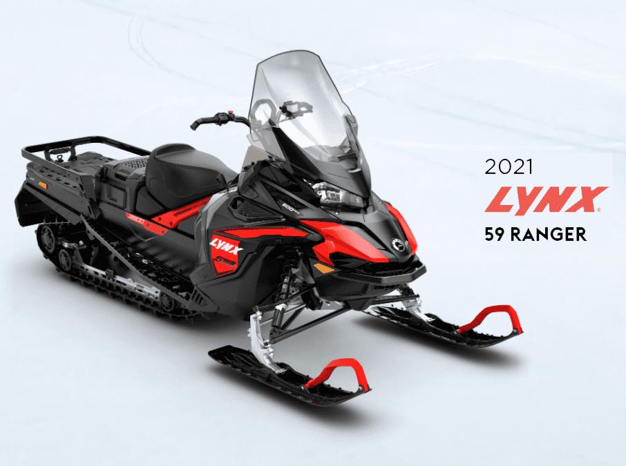 Сравнение снегоходов Lynx 59 Ranger: 600 EFI или 600 ACE