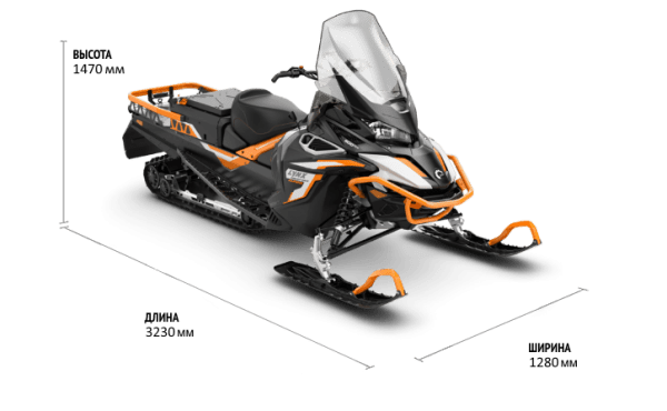 Lynx 59 RANGER ALPINE 900 ACE 2022
