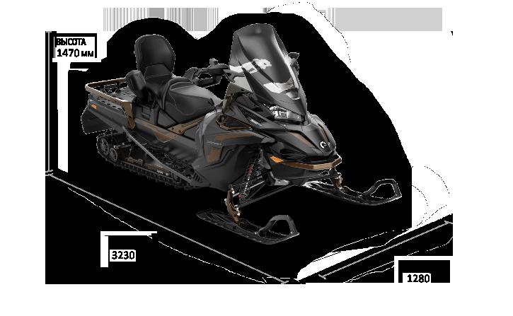 Lynx COMMANDER GT 900 ACE VIP 2022