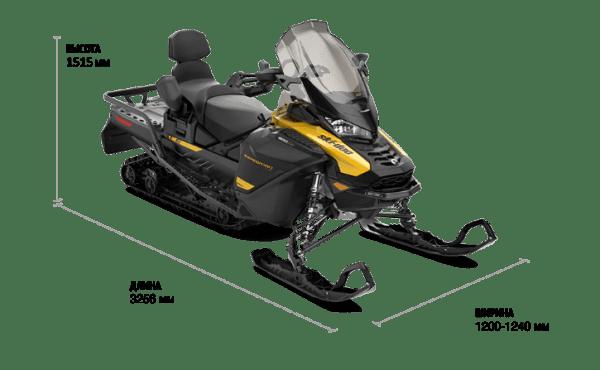 Ski-Doo EXPEDITION LE 900 ACE TURBO 2022