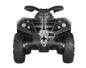 Can-Am MAVERICK MAX X RS TURBO RR SMART-SHOX 2022