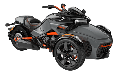 Can-Am SPYDER RT SEA-TO-SKY 2022