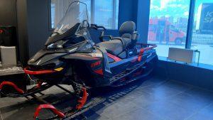 Снегоход 69 Ranger Snowcruiser 900 ACE ES 2021