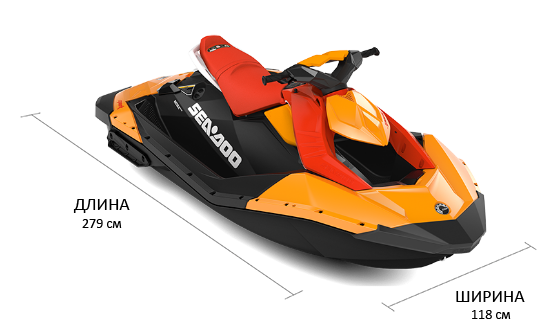 Sea-Doo SPARK 2UP 60 2022