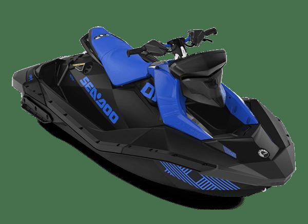 Sea-Doo SPARK 2UP 90 TRIXX IBR 2022 с аудиосистемой