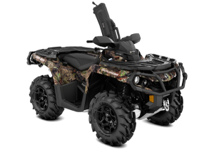BRP Can-Am Outlander 850 Mossy OAK Hunting Edition (2017 м.г.)