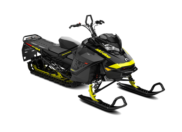 "Ski-Doo Summit X 850 154"" 2018"