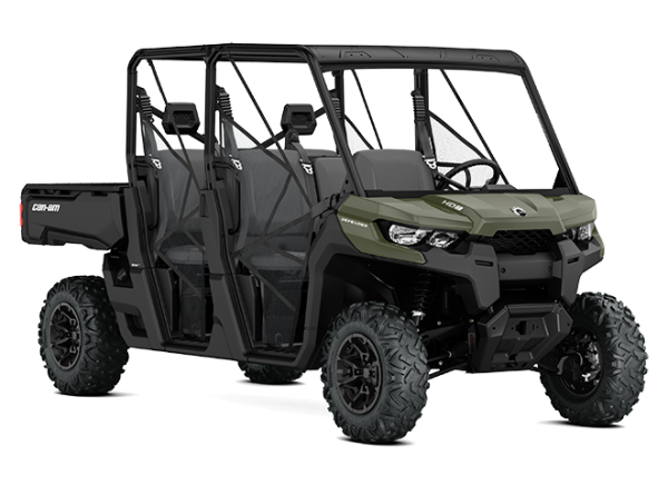 BRP Can-Am Defender MAX 800R DPS