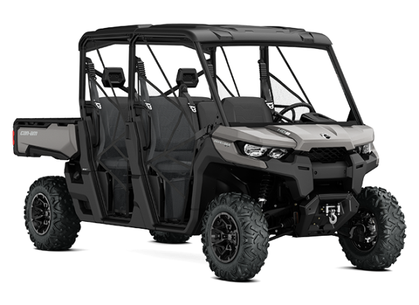 BRP Can-Am Defender MAX 800R XT (2017 м.г.)