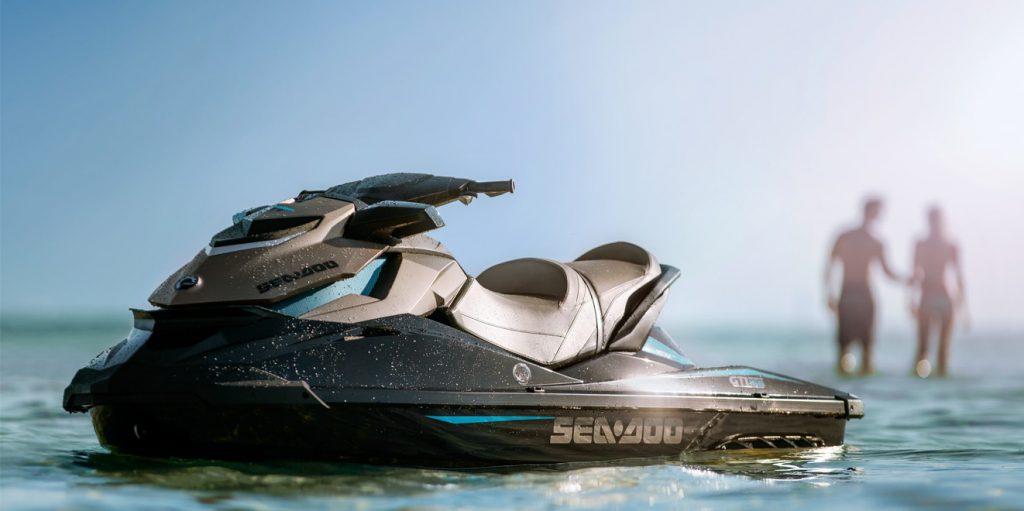 Sea-Doo GTI LTD 155