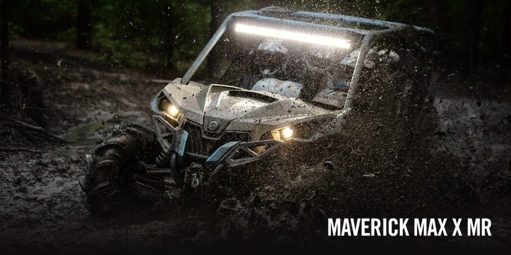 BRP Can-Am Maverick MAX 1000R X MR (2017 м.г.)