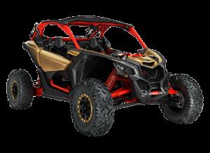 BRP Can-Am Maverick X3 X RS TURBO R (2017 м.г.)