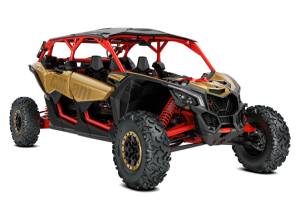 BRP Can-Am Maverick X3 MAX X RS Turbo R (2018 м.г.)