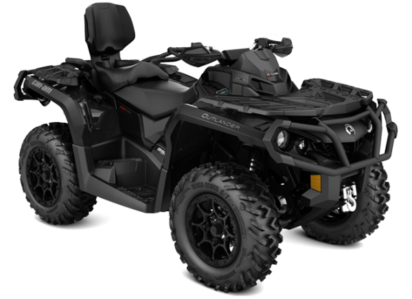 BRP Can-Am Outlander MAX 850 XT-P (2017 м.г.)