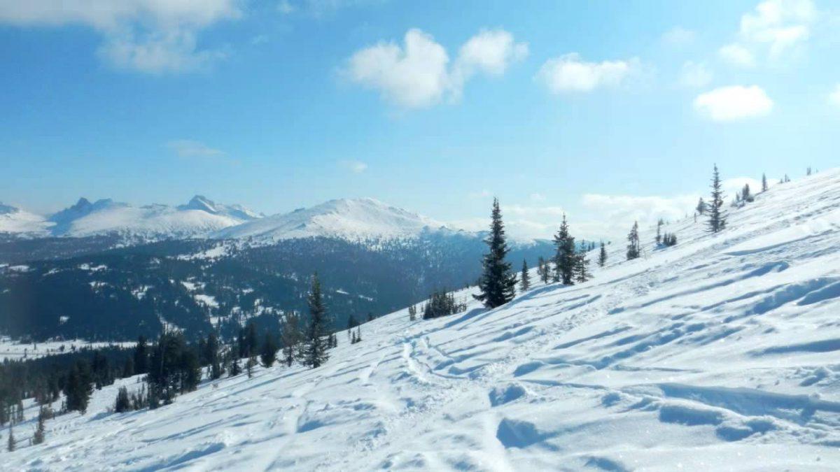 Ергаки, 29.11-04.12.2017, Поездка в Сибирь с горными снегоходами