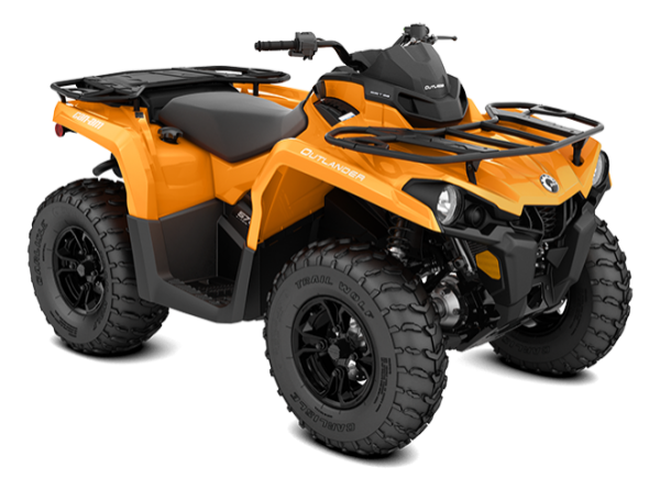 BRP Can-Am Outlander 570 DPS