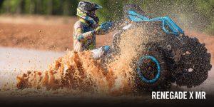 BRP Can-Am Renegade 570 X MR