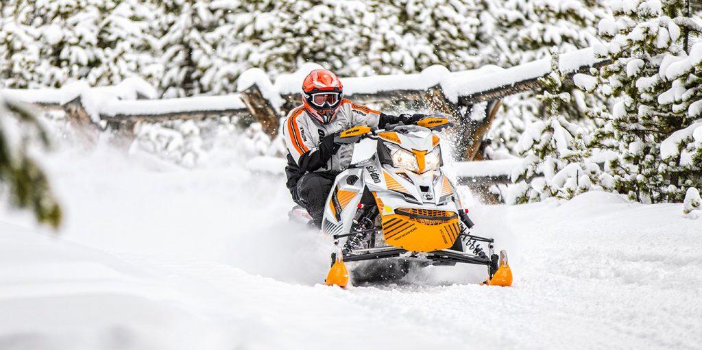 Ski-Doo Renegade X-RS 850 E-TEC 2018