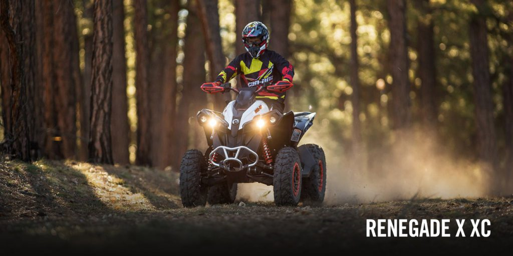 BRP Can-Am Renegade 570
