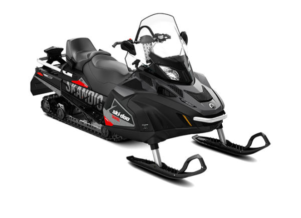 Ski-Doo Skandic WT 900 ACE 2018