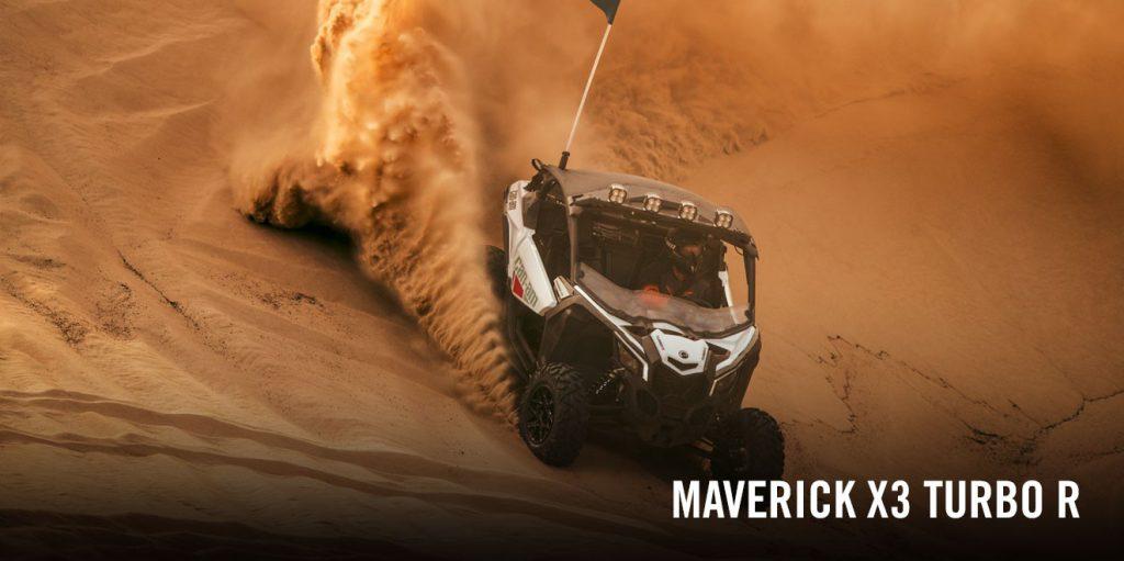 BRP Can-Am Maverick X3