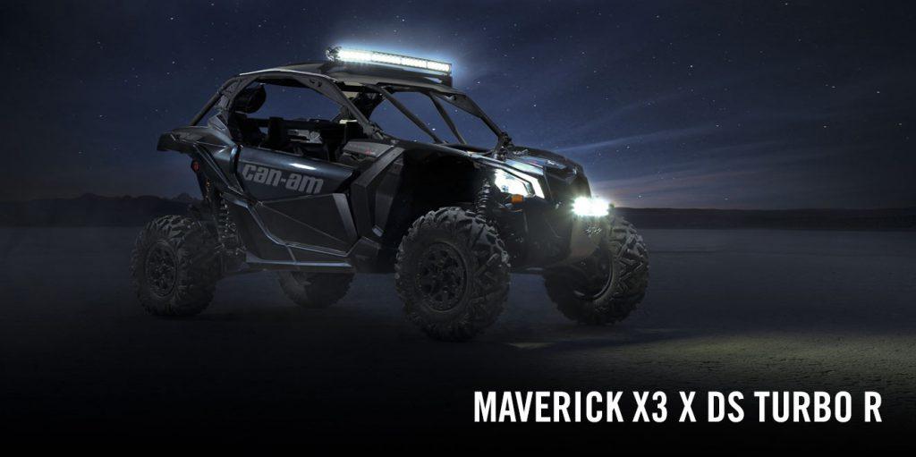 BRP Can-Am Maverick X3 X DS (2017 м.г.)