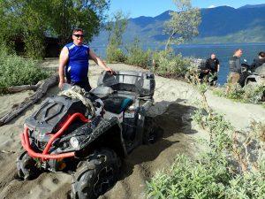 Путешествие по Алтаю на квадроциклах. 7-13 августа 2017г.