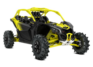 BRP Can-Am Maverick X3 X MR Turbo R (2018 м.г.)
