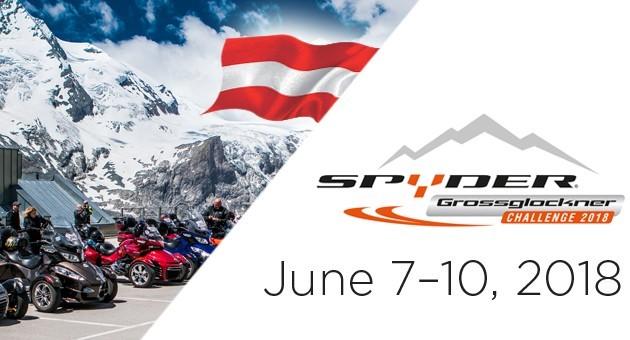 Spyder Grossglockner Challenge 2018