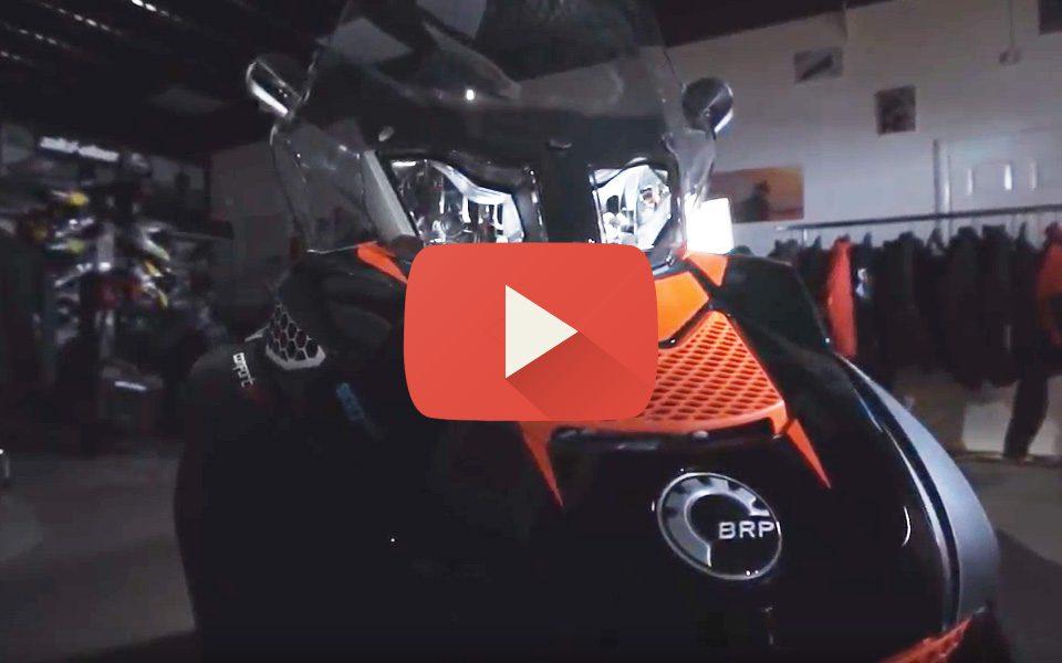 Видео обзор снегохода Lynx Commander GT 900 ACE Comfort Kit