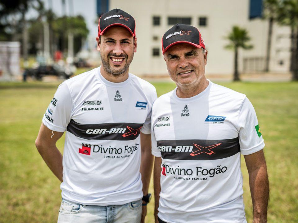 Maverick X3 – победа на Dakar 2018